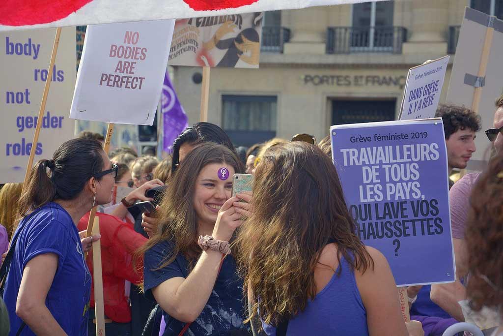 Greve des femmes, Lausanne, 14 juin 2019